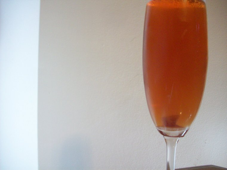 French Champagne Cocktail