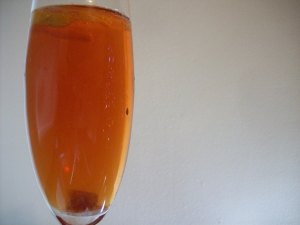 Irish Champagne Cocktail